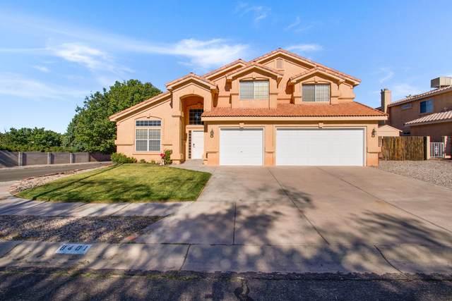 8401 Joseph Sharp Street NE, Albuquerque, NM 87122 (MLS #971741) :: The Bigelow Team / Red Fox Realty