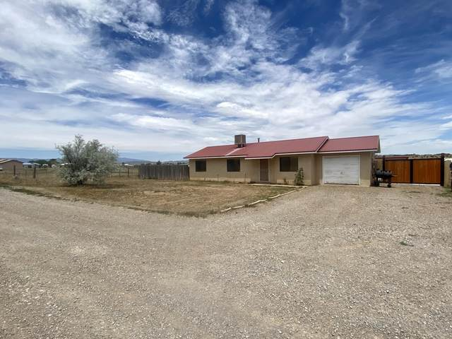 19 Adam Drive, Edgewood, NM 87015 (MLS #971750) :: Campbell & Campbell Real Estate Services
