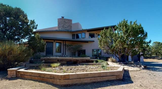 5 Camino Del Arriba, Tijeras, NM 87059 (MLS #971758) :: Campbell & Campbell Real Estate Services