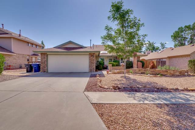 6116 Thicket Street NW, Albuquerque, NM 87120 (MLS #971764) :: The Bigelow Team / Red Fox Realty