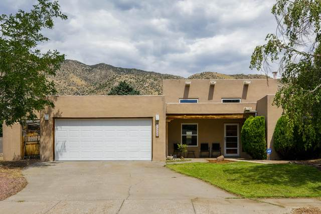 12924 Punta De Vista Place NE, Albuquerque, NM 87112 (MLS #971768) :: The Bigelow Team / Red Fox Realty