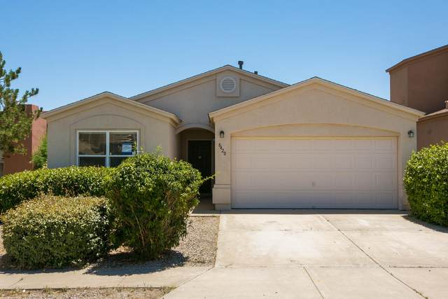8420 Magenta Road NW, Albuquerque, NM 87120 (MLS #971774) :: Campbell & Campbell Real Estate Services