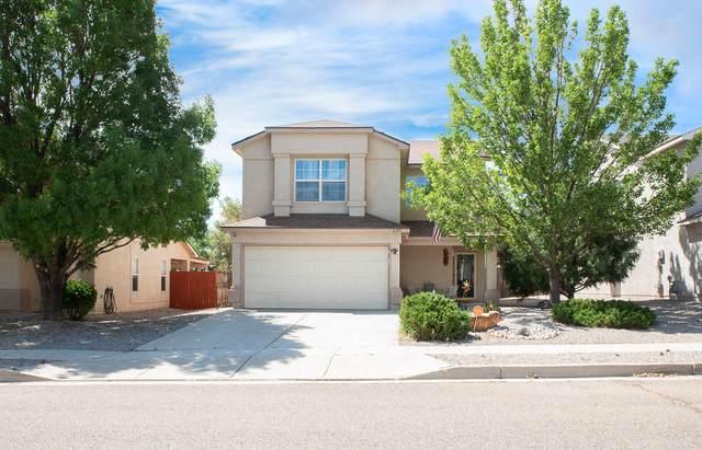 620 Morning Meadows Drive NE, Rio Rancho, NM 87144 (MLS #971782) :: The Buchman Group