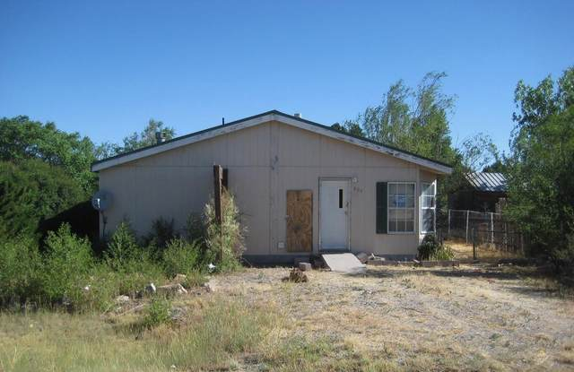 605 Maple Avenue, Moriarty, NM 87035 (MLS #971788) :: Campbell & Campbell Real Estate Services