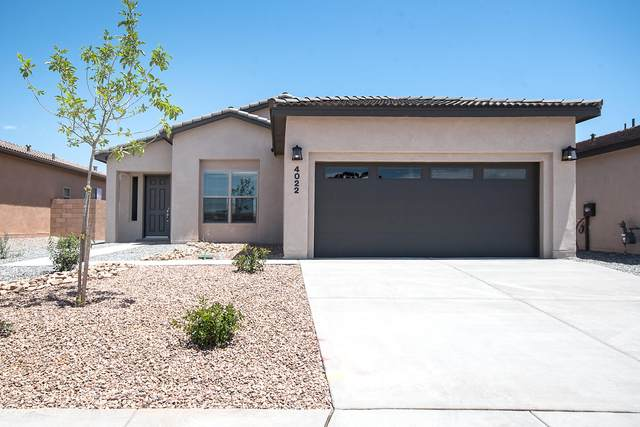 4022 Mountain Trail NE, Rio Rancho, NM 87144 (MLS #971800) :: Campbell & Campbell Real Estate Services