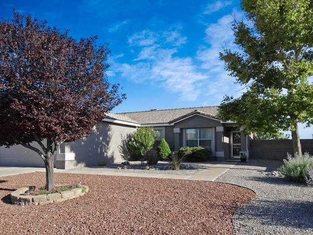 7104 Hartford Hills Drive NE, Rio Rancho, NM 87144 (MLS #971807) :: The Bigelow Team / Red Fox Realty