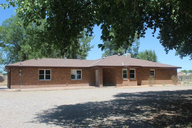 99 Square Deal Road, Los Chavez, NM 87002 (MLS #971809) :: The Bigelow Team / Red Fox Realty