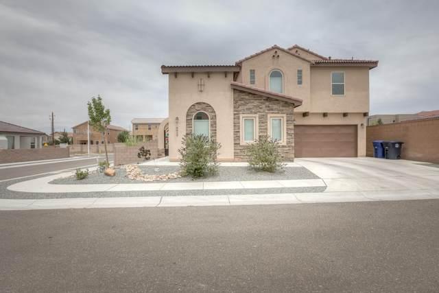 8828 Bernal Court NE, Albuquerque, NM 87113 (MLS #971811) :: The Buchman Group