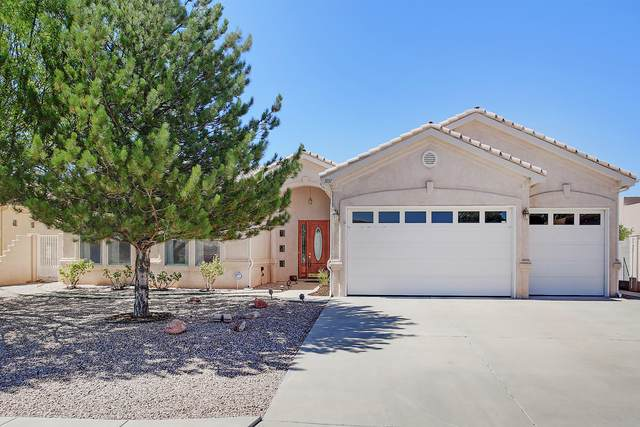3937 Augusta Drive SE, Rio Rancho, NM 87124 (MLS #971822) :: The Bigelow Team / Red Fox Realty