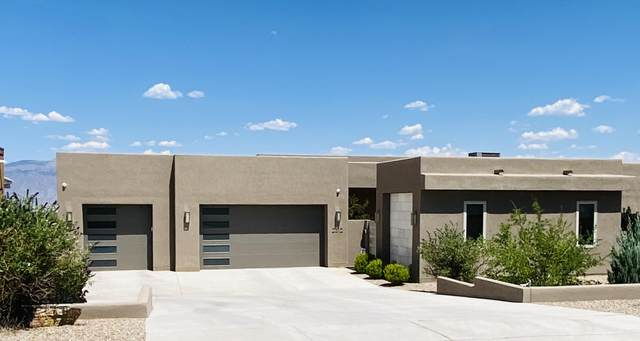 2312 12TH Street SE, Rio Rancho, NM 87124 (MLS #971832) :: The Bigelow Team / Red Fox Realty