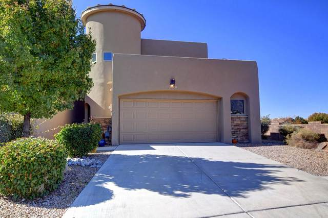 5231 Ancala Trail NE, Albuquerque, NM 87111 (MLS #971838) :: The Bigelow Team / Red Fox Realty