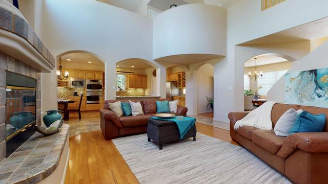 8924 Vallejo Place NE, Albuquerque, NM 87122 (MLS #971839) :: The Bigelow Team / Red Fox Realty