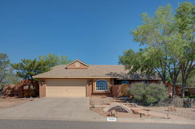 2639 Withington Peak Drive NE, Rio Rancho, NM 87144 (MLS #971842) :: The Bigelow Team / Red Fox Realty