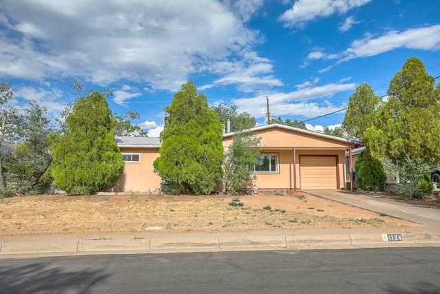 1724 June Street NE, Albuquerque, NM 87112 (MLS #971854) :: The Bigelow Team / Red Fox Realty