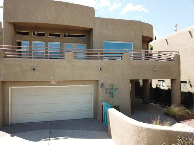 5335 Montano Plaza Drive NW, Albuquerque, NM 87120 (MLS #971857) :: The Buchman Group