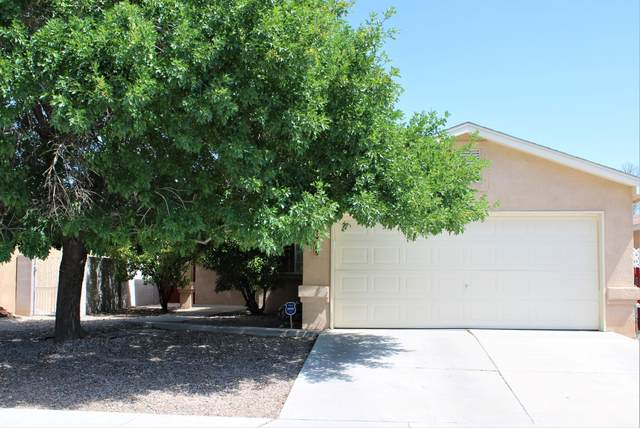 6609 Amberside Road NW, Albuquerque, NM 87120 (MLS #971861) :: The Buchman Group