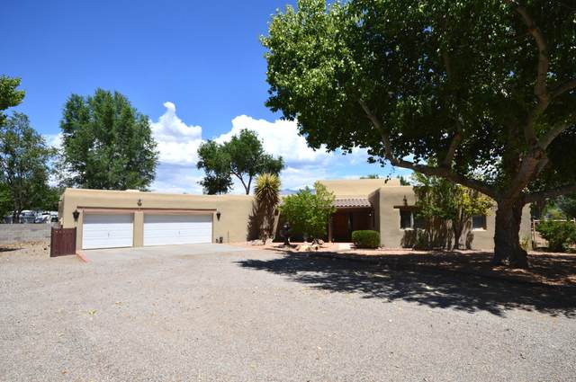 648 W Meadowlark Lane, Corrales, NM 87048 (MLS #971898) :: Campbell & Campbell Real Estate Services