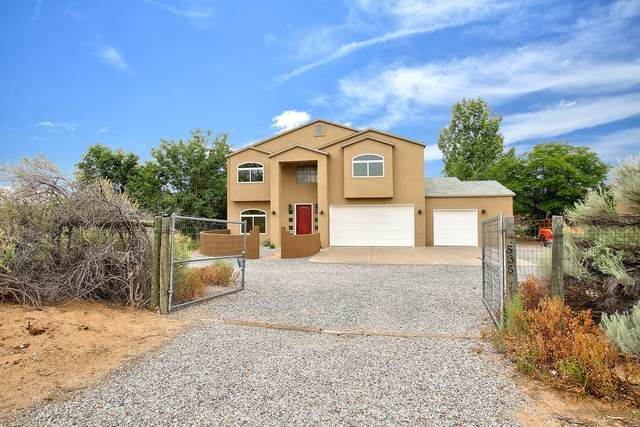535 N Angel Road, Corrales, NM 87048 (MLS #971922) :: Campbell & Campbell Real Estate Services