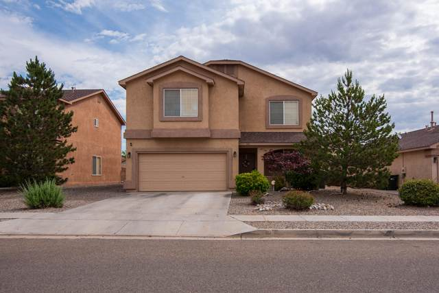 441 Peaceful Meadows Drive NE, Rio Rancho, NM 87144 (MLS #971929) :: The Bigelow Team / Red Fox Realty