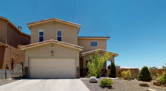 13600 Mountain Court SE, Albuquerque, NM 87123 (MLS #971963) :: The Buchman Group