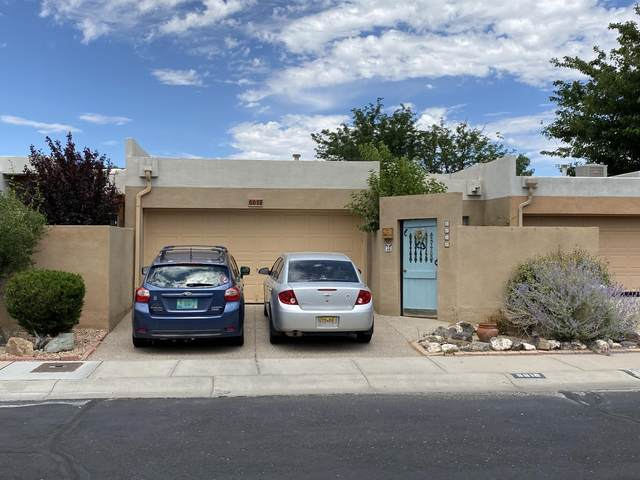 6619 San Blas Place NW, Albuquerque, NM 87120 (MLS #971995) :: Campbell & Campbell Real Estate Services