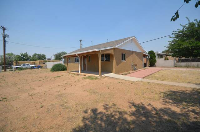 4803 Mescalero Road NE, Albuquerque, NM 87110 (MLS #972016) :: Campbell & Campbell Real Estate Services