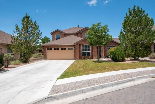 10027 Avenida Vista Sol NW, Albuquerque, NM 87114 (MLS #972024) :: Sandi Pressley Team