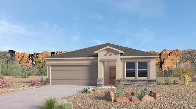 8615 Downburst Avenue NW, Albuquerque, NM 87120 (MLS #972027) :: Campbell & Campbell Real Estate Services