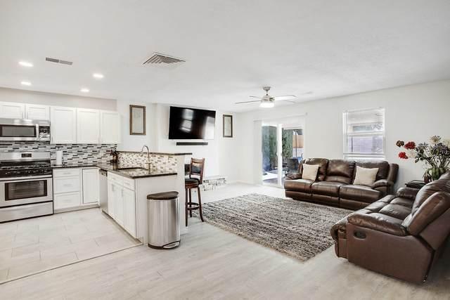 7304 Derickson Avenue NE, Albuquerque, NM 87109 (MLS #972028) :: Campbell & Campbell Real Estate Services