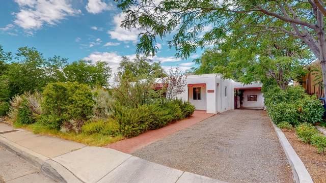 1208 Princeton Drive NE, Albuquerque, NM 87106 (MLS #972034) :: Campbell & Campbell Real Estate Services