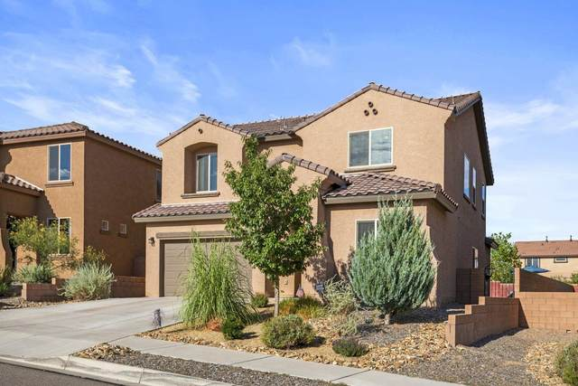 126 Las Medanales Court NE, Rio Rancho, NM 87124 (MLS #972045) :: Campbell & Campbell Real Estate Services