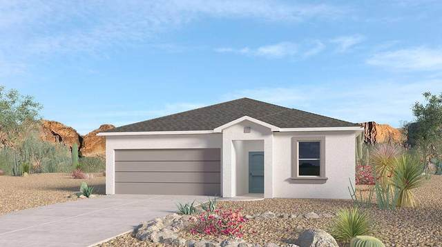 8609 Downburst Avenue NW, Albuquerque, NM 87120 (MLS #972046) :: Campbell & Campbell Real Estate Services