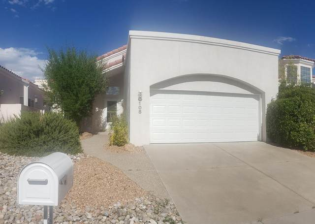 6108 Parktree Place NE, Albuquerque, NM 87111 (MLS #972055) :: The Buchman Group