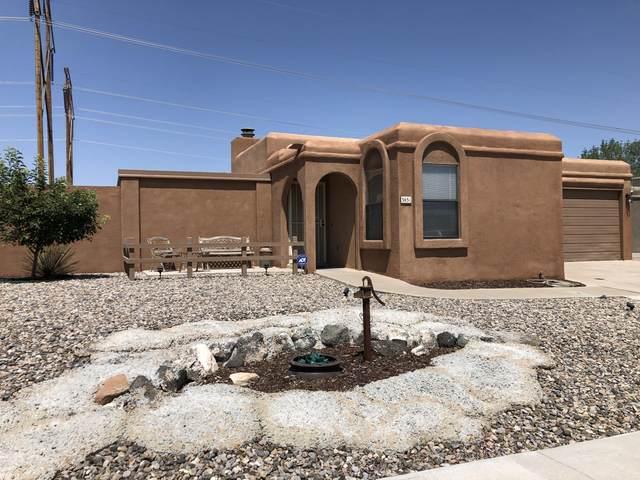 3031 Prenda De Plata NW, Albuquerque, NM 87120 (MLS #972060) :: Campbell & Campbell Real Estate Services