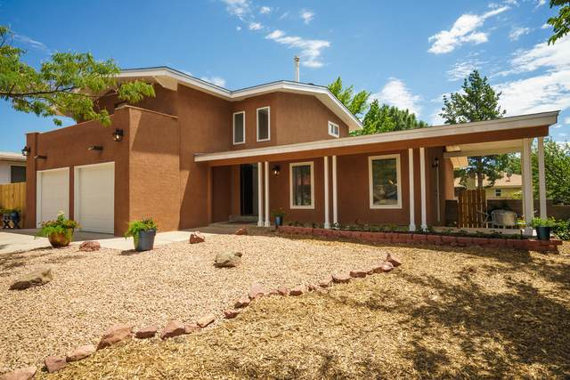 12016 Elvin Place NE, Albuquerque, NM 87112 (MLS #972099) :: Campbell & Campbell Real Estate Services
