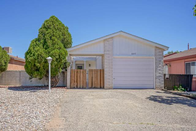 2697 Maricopa Drive SE, Rio Rancho, NM 87124 (MLS #972113) :: Campbell & Campbell Real Estate Services