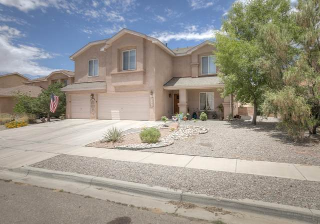1200 Capitan Street NW, Los Lunas, NM 87031 (MLS #972133) :: Campbell & Campbell Real Estate Services