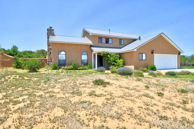 20 Steeplechase Drive, Tijeras, NM 87059 (MLS #972158) :: Campbell & Campbell Real Estate Services