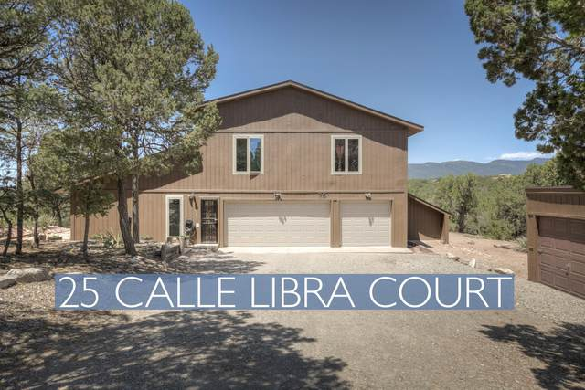 25 Calle Libra Court, Tijeras, NM 87059 (MLS #972181) :: Campbell & Campbell Real Estate Services