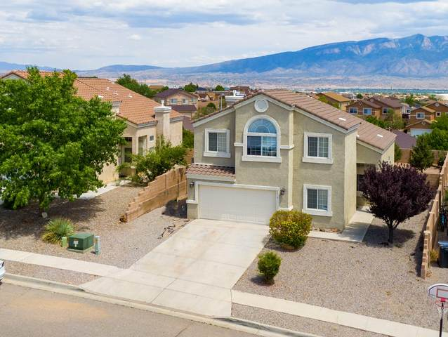 5512 Fence Lake Drive NE, Rio Rancho, NM 87144 (MLS #972184) :: Campbell & Campbell Real Estate Services
