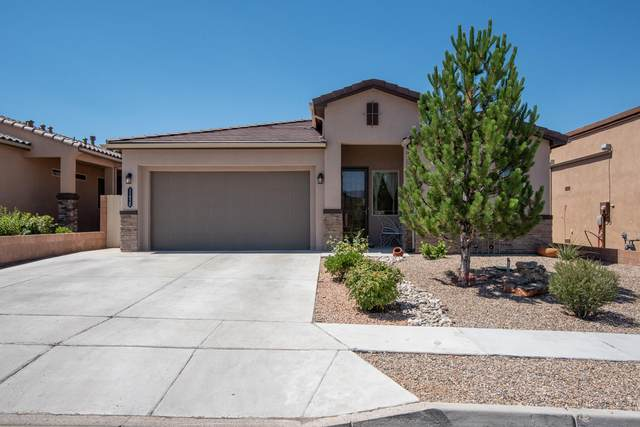 11920 Dahlia Avenue SE, Albuquerque, NM 87123 (MLS #972208) :: The Buchman Group