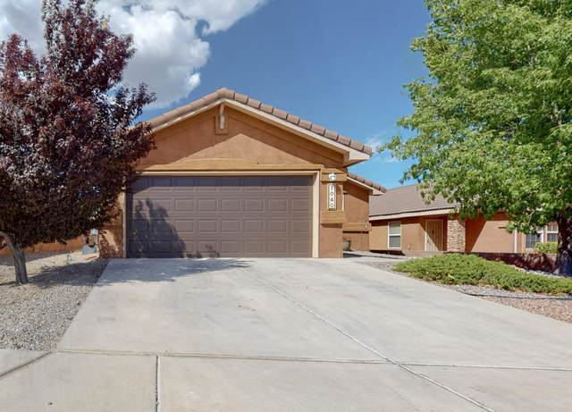 1040 Talang Street NW, Albuquerque, NM 87120 (MLS #972216) :: Campbell & Campbell Real Estate Services