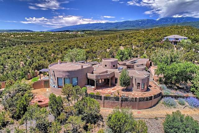 23 Canyon Ridge Drive, Sandia Park, NM 87047 (MLS #972219) :: Campbell & Campbell Real Estate Services