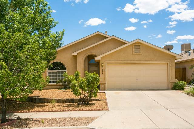 2012 Braveheart Drive NW, Albuquerque, NM 87120 (MLS #972224) :: Campbell & Campbell Real Estate Services