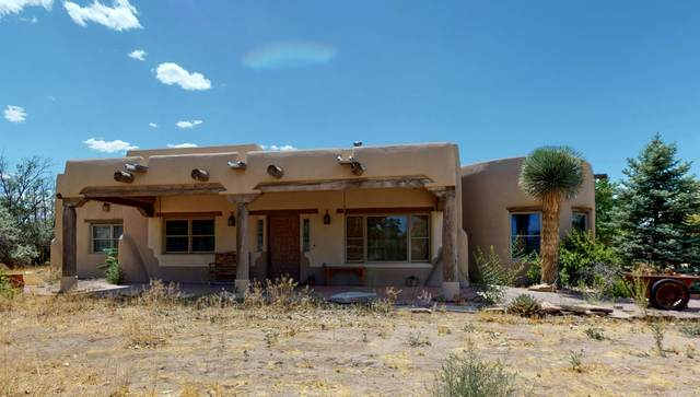 6401 Palacio Drive SW, Albuquerque, NM 87105 (MLS #972232) :: Berkshire Hathaway HomeServices Santa Fe Real Estate