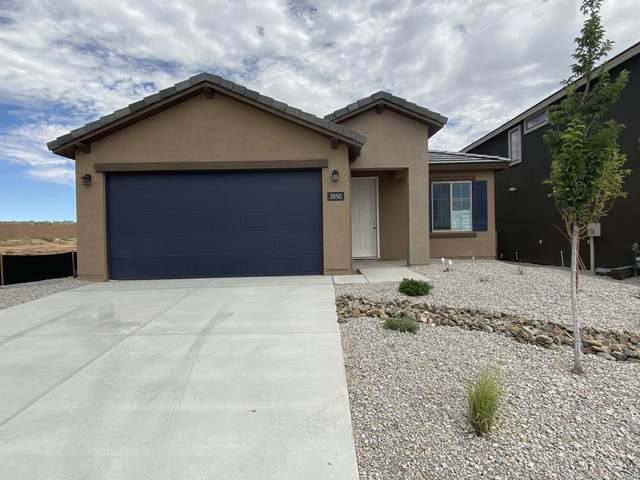 3050 Shannon Lane NE, Rio Rancho, NM 87144 (MLS #972235) :: The Buchman Group