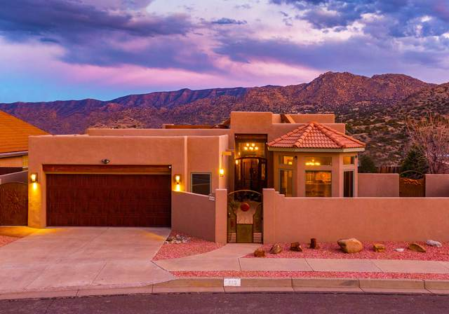 410 Poinsettia Place SE, Albuquerque, NM 87123 (MLS #972260) :: The Buchman Group