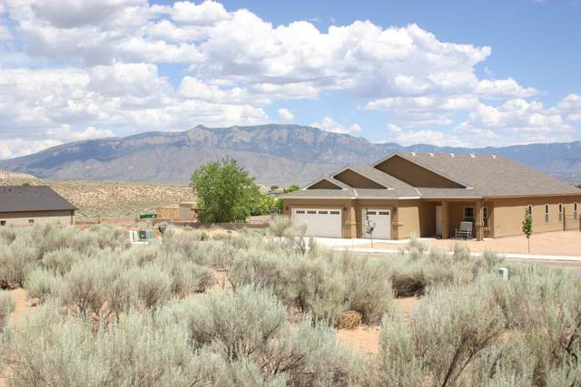 2517 Istle Road NE, Rio Rancho, NM 87124 (MLS #972300) :: Campbell & Campbell Real Estate Services