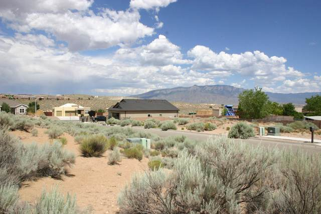 2601 Istle Road NE, Rio Rancho, NM 87124 (MLS #972302) :: Campbell & Campbell Real Estate Services