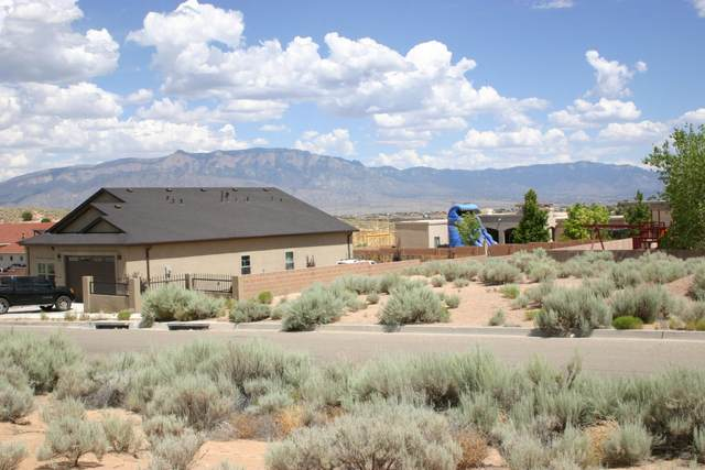 2605 Istle Road NE, Rio Rancho, NM 87124 (MLS #972303) :: Campbell & Campbell Real Estate Services